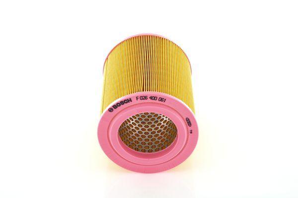 Vzduchový filter BOSCH F 026 400 061 F 026 400 061