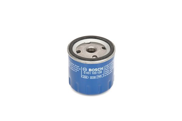 Olejový filter BOSCH 0 451 103 139 0 451 103 139