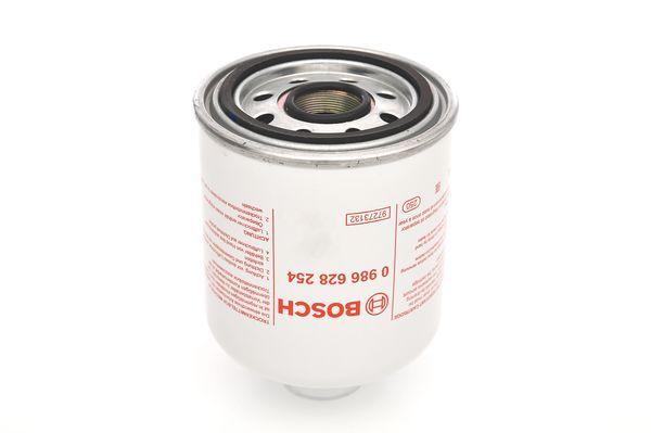 Vysúżacie puzdro vzduchu pre pneumatický systém BOSCH 0 986 628 254 0 986 628 254