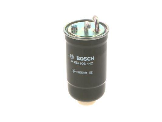 Palivový filter BOSCH 0 450 906 442 0 450 906 442