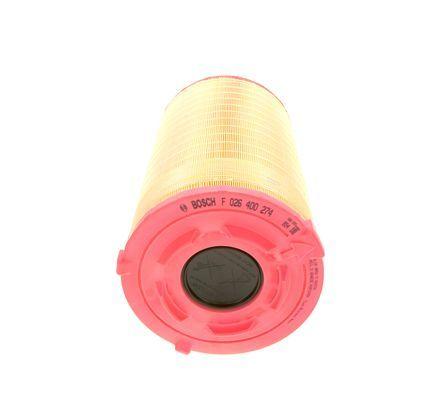 Vzduchový filter BOSCH F 026 400 274 F 026 400 274
