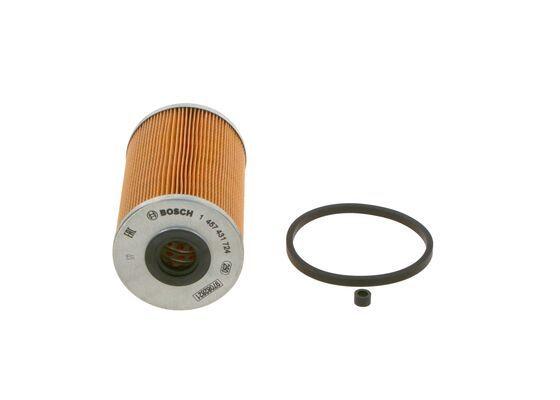 Palivový filter BOSCH 1 457 431 724 1 457 431 724