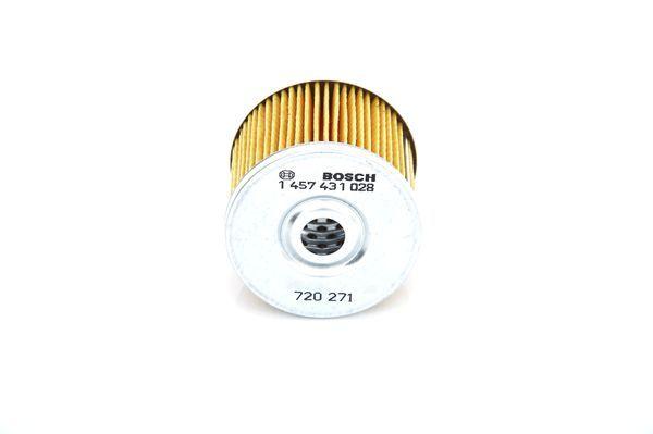 Palivový filter BOSCH 1 457 431 028 1 457 431 028