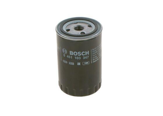 Olejový filter BOSCH 0 451 103 347 0 451 103 347