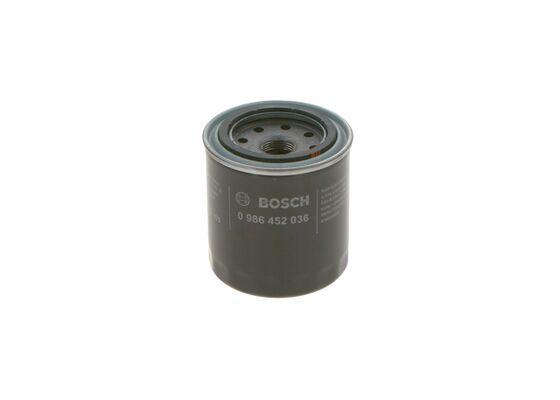 Olejový filter BOSCH 0 986 452 036 0 986 452 036