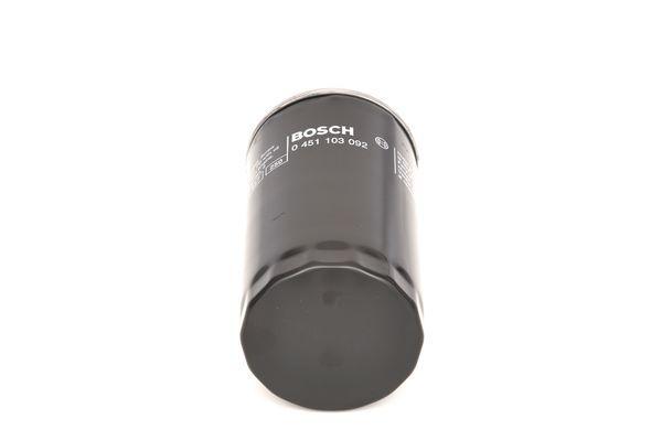 Olejový filter BOSCH 0 451 103 092 0 451 103 092