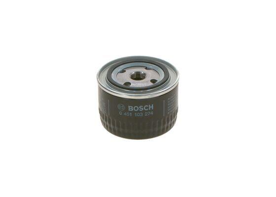 Olejový filter BOSCH 0 451 103 274 0 451 103 274