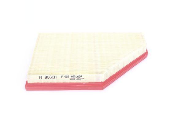 Vzduchový filter BOSCH F 026 400 484 F 026 400 484
