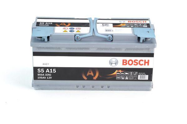 Żtartovacia batéria BOSCH 0 092 S5A 150 0 092 S5A 150