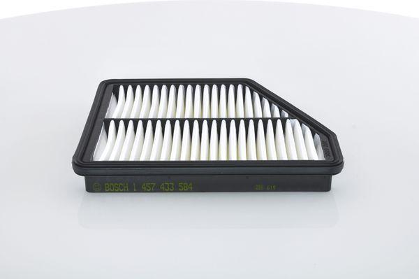 Vzduchový filter BOSCH 1 457 433 584 1 457 433 584