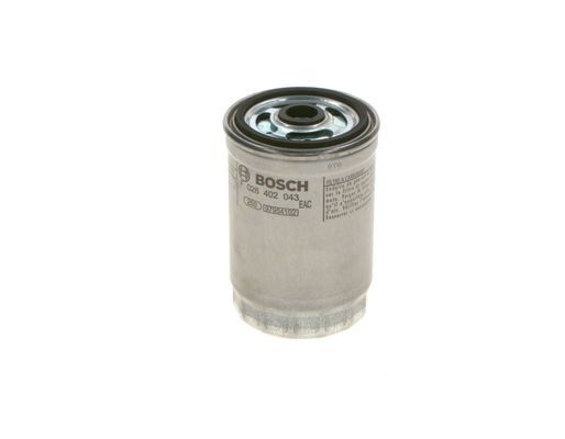 Palivový filter BOSCH F 026 402 043 F 026 402 043