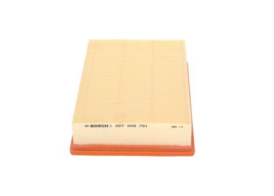 Vzduchový filter BOSCH 1 457 429 791 1 457 429 791