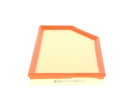 Vzduchový filter BOSCH F 026 400 513 F 026 400 513