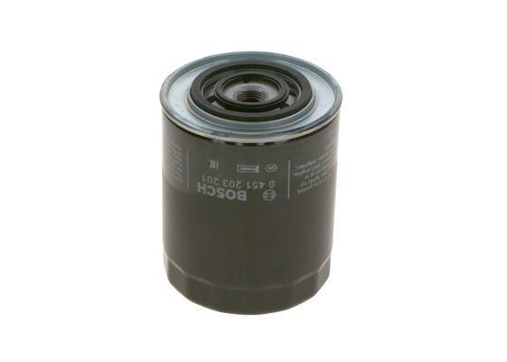 Olejový filter BOSCH 0 451 203 201 0 451 203 201