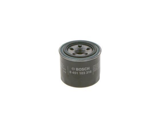 Olejový filter BOSCH 0 451 103 316 0 451 103 316