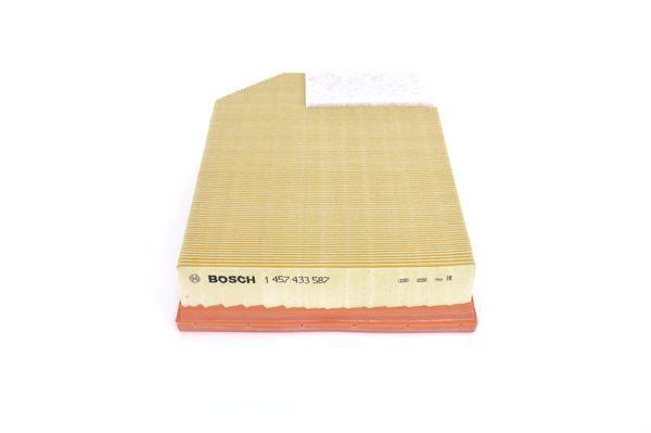 Vzduchový filter BOSCH 1 457 433 587 1 457 433 587