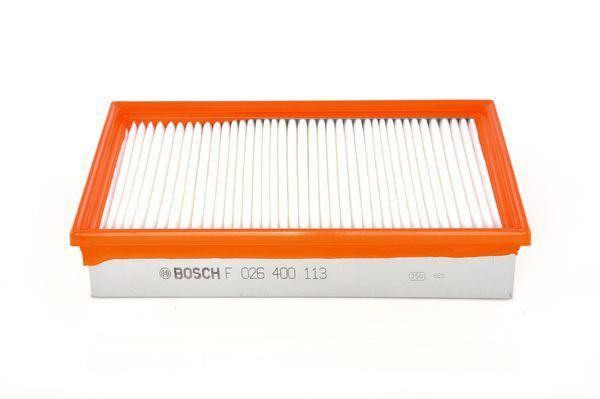 Vzduchový filter BOSCH F 026 400 113 F 026 400 113