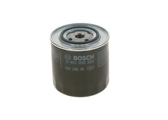 Olejový filter BOSCH 0 451 203 223 0 451 203 223