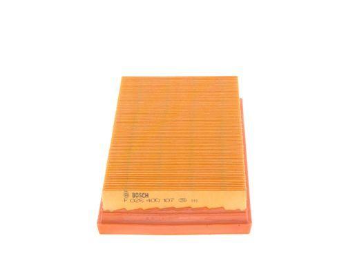 Vzduchový filter BOSCH F 026 400 107 F 026 400 107