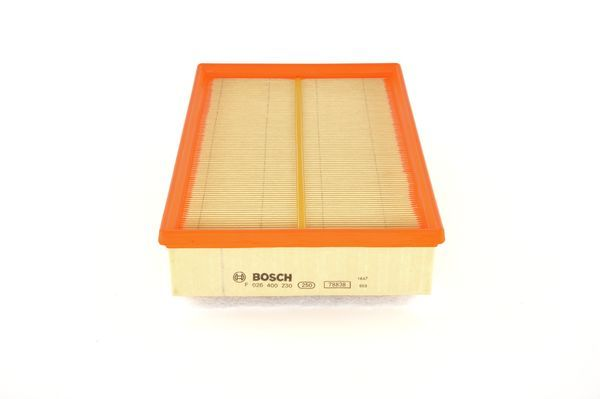 Vzduchový filter BOSCH F 026 400 230 F 026 400 230