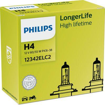 Żiarovka PHILIPS 12342ELC2 12342ELC2