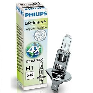 PHILIPS LONGLIFE ECOVISION 12258LLECOC1 12258LLECOC1