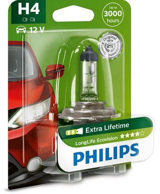Żiarovka pre diaľkový svetlomet PHILIPS 12342LLECOB1 12342LLECOB1
