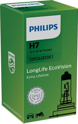 Żiarovka PHILIPS LongLife EcoVision 12972LLECOC1 12972LLECOC1
