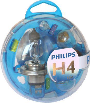 Żiarovka pre hlavný svetlomet PHILIPS 55718EBKM 55718EBKM