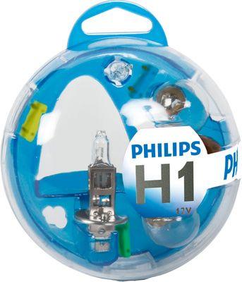 Żiarovka pre hlavný svetlomet PHILIPS 55717EBKM 55717EBKM