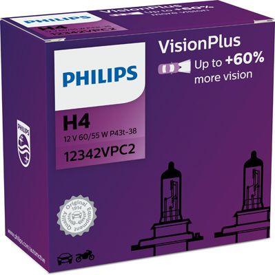 Żiarovka PHILIPS 12342VPC2 12342VPC2