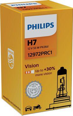 Philips Premium H7 PX26d 12V 55W 12972PRC1