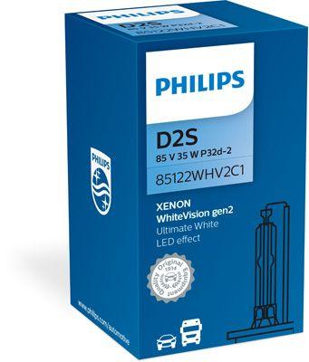 Philips xenónová výbojka D2S 35W-GEN2 85122WHV2C1 85122WHV2C1