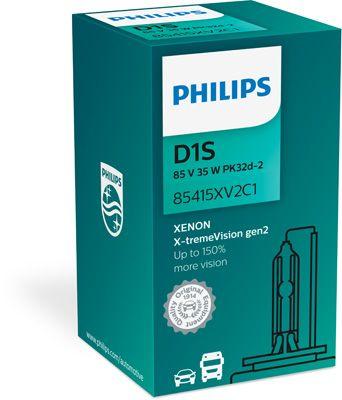 Philips xenónová výbojka D1S 85V 35W X-treme Vision-GEN2 85415XV2C1 85415XV2C1