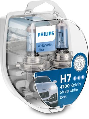 Żiarovka PHILIPS WhiteVision ultra 12972WVUSM 12972WVUSM