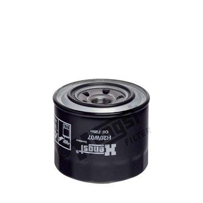 Palivový filter HENGST FILTER H60WK01 H60WK01