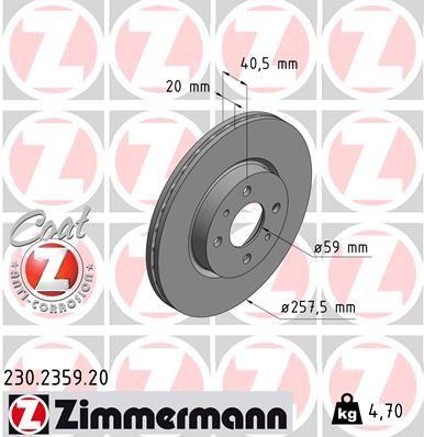 ZIM-230.2359.20 230.2359.20