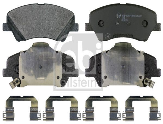 Motor stieračov FEBI BILSTEIN 171628 171628