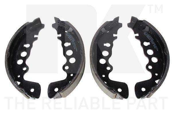 Ochranný plech proti rozstreku, Brzdový kotúč NK 232207 232207