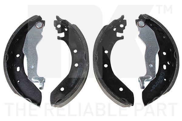 Ochranný plech proti rozstreku, Brzdový kotúč NK 233503 233503