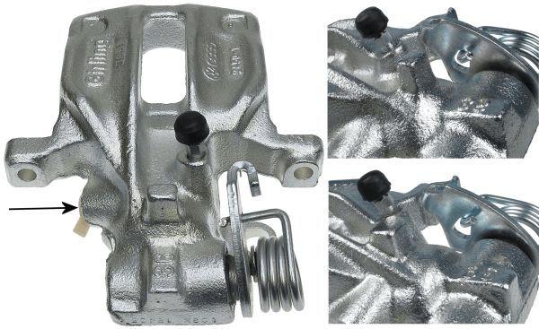 Sada brzdových platničiek kotúčovej brzdy TEXTAR 2484805 2484805