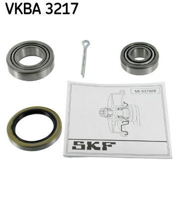 Lożisko kolesa - opravná sada SKF VKBA 3217 VKBA 3217