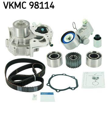 Vodné čerpadlo  sada ozubeného remeňa SKF VKMC 98114 VKMC 98114