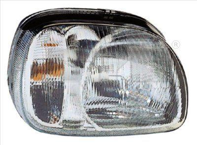 Hlavný svetlomet TYC 20-5543-08-2 20-5543-08-2