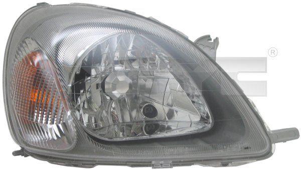 Hlavný svetlomet TYC 20-5729-08-2 20-5729-08-2