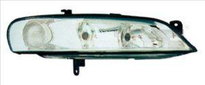 Hlavný svetlomet TYC 20-5749-18-2 20-5749-18-2