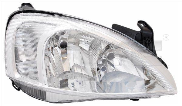 Hlavný svetlomet TYC 20-6065-05-2 20-6065-05-2