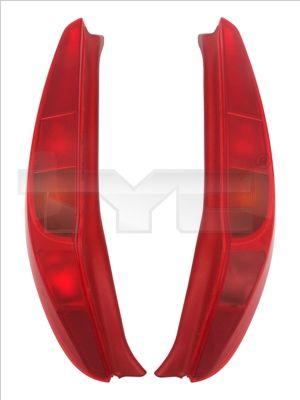 Zadné svetlo TYC 11-0543-01-2 11-0543-01-2