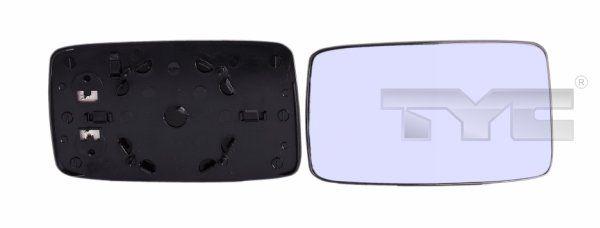 Sklo vonkajżieho zrkadla TYC 337-0006-1 337-0006-1