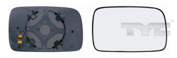 Sklo vonkajżieho zrkadla TYC 337-0042-1 337-0042-1